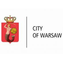 Logo of City of Warsaw