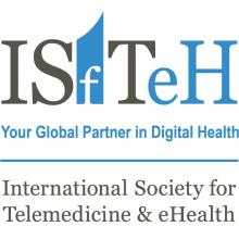Logo of the International Society for Telemedicine & eHealth
