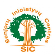 Logo of the Seniors Initiatives Centre Kaunas